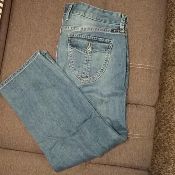 Lucky Brand Denim - Lucky Brand Ankle Jeans